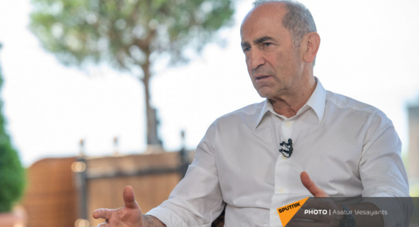 «Зависит от результатов»: Кочарян ответил на вопрос о вероятности 2-го тура и столкновений