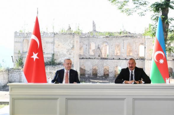Էրդողանը հայտարարել է, որ Թուրքիան գլխավոր հյուպատոսություն կբացի Շուշիում