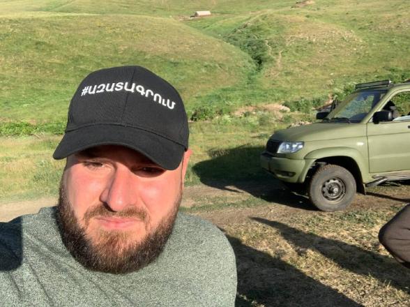 Вся жизнь Пашиняна направлена на борьбу против Роберта Кочаряна