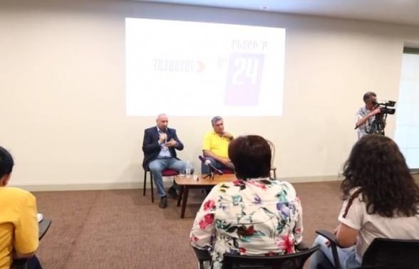 Անդրանիկ Թևանյանի հանդիպումը Գյումրիում (տեսանյութ)