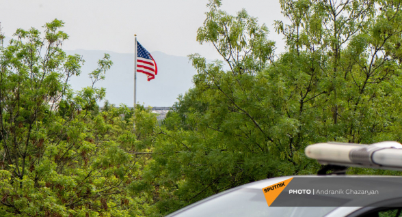 Հայաստանում ԱՄՆ դեսպանատունն իր քաղաքացիներին զգոնության կոչ է արել