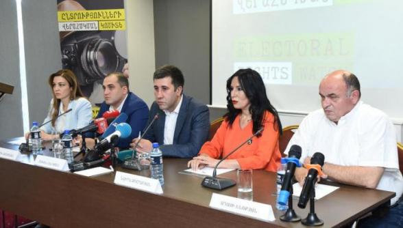 Ընտրությունների վերահսկման կոմիտեն ստացել է շուրջ 20 ահազանգ՝ ՔՊ-ի հանրահավաքին մասնակցելու պարտադրանքի մասին