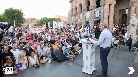 Ճանապարհ դեպի ուժեղ Հայաստան. Արարատի մարզ