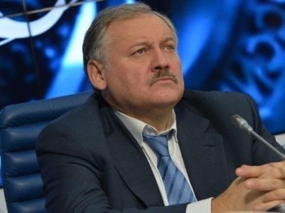 Затулин: «Восстановить Армению может Роберт Кочарян, Никол Пашинян на эту роль не подходит»