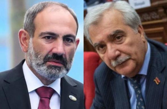 Как Никол Пашинян и Андраник Кочарян фальсифицируют количество погибших (видео)