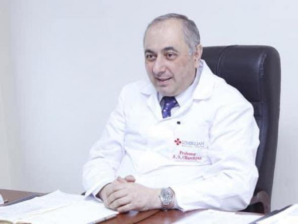 В Армении объявлен сбор подписей в поддержку профессора Армена Чарчяна