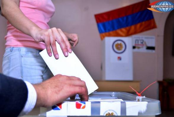 ЦИК Армении подвел предварительные итоги выборов в парламент (видео)
