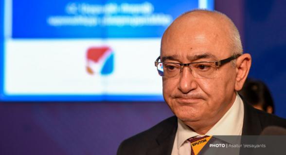 Отказа от мандатов закон не предполагает: ЦИК Армении о возможных действиях оппозиции