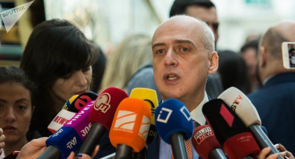 Тбилиси готов работать в формате Грузия-Азербайджан-Армения – Залкалиани