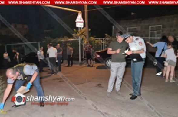 Կրակոցներ՝ Երևանում․ դեպքի վայրում հայտնաբերվել են ինքնաձիգից արձակված պարկուճներ