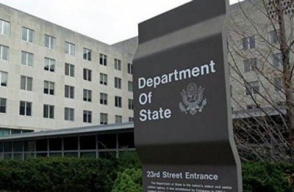 Заявление Госдепа США в связи с прошедшими в Армении выборами НС