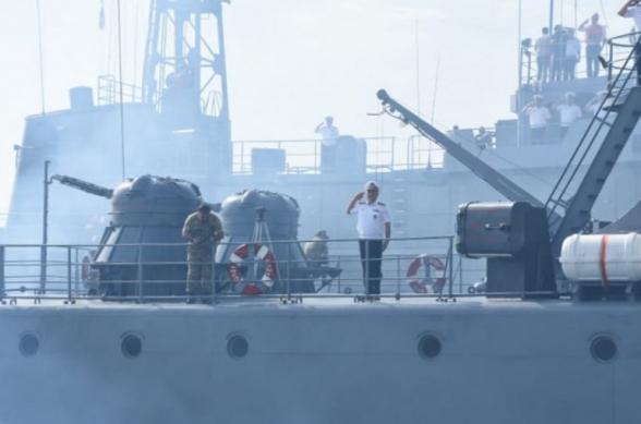 Ադրբեջանական ռազմածովային ուժերն ուսումնավարժանքներ են սկսել Կասպից ծովում