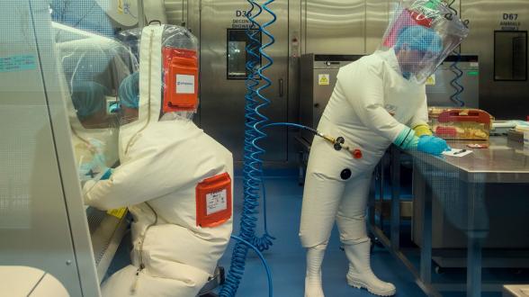 МИД Китая потребовал подробно расследовать проблемы биолабораторий США по всему миру