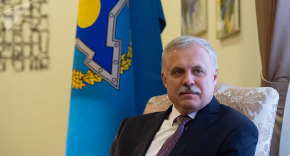 ОДКБ готова расширять участие представителей ОБСЕ в своих мероприятиях