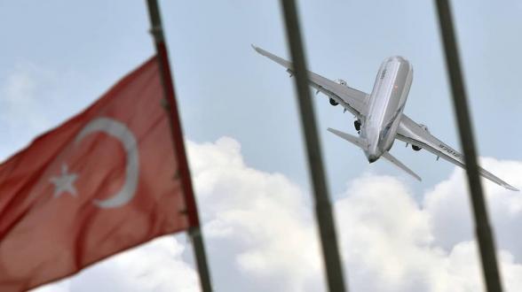 Վերսկսվում են թռիչքները Ռուսաստանի և Թուրքիայի միջև
