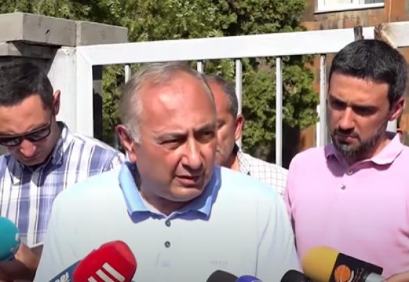 Это обвинение носит политический характер, это политический террор – Армен Чарчян (видео)