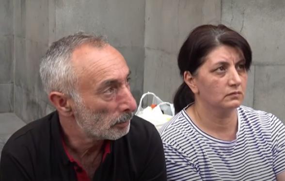 Родственник пленного: «Говорят, будущее есть, бакинская тюрьма – будущее, да?» (видео)