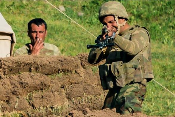 Ադրբեջանցի զինծառայողները սպառնացել են հայ-ադրբեջանական սահմանին իրենց աշխատանքն անող իսպանացի լրագրողներին