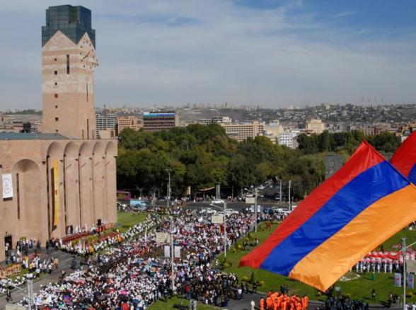 Հայաստանը կդառնա բնակչության ամենափոքր թիվն ունեցող երկիրը Կովկասում.2040 -ին  բնակչությունը կկազմի 1,5 միլիոն մարդ