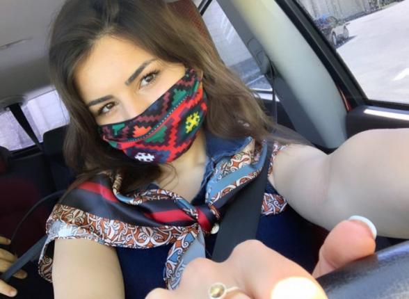 Մարիամ Փաշինյանը շուրջ 7 ավտոմեքենայի ուղեկցությամբ է Իջևան գնում․  «Իրավունք» - Լուրեր Հայաստանից