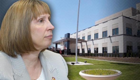 Посольство США внимательно следит за сообщениями об арестах различных армянских политиков