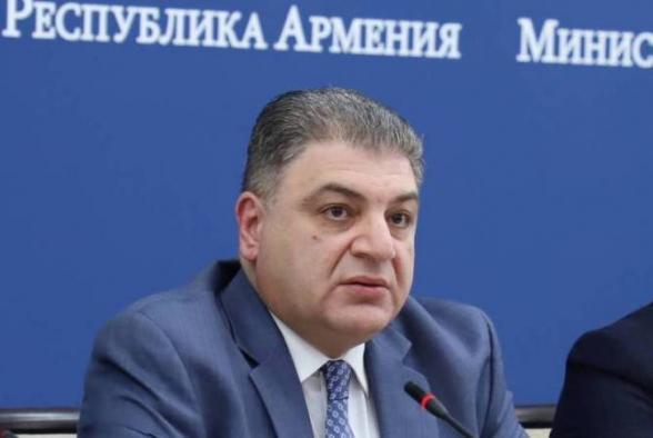 Վահագն Մելիքյանն ազատվել է ԱԳՆ գլխավոր քարտուղարի պաշտոնից