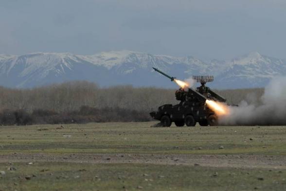 Ադրբեջանական զինուժը Երասխի հատվածում կիրառել է նաև ականանետեր