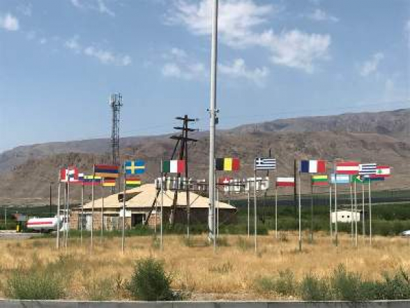 «Երբ Երասխը չի կարող քնել, Երևանը նույնպես արթուն է մնում». Ֆրանսիայի դեսպանի գրառումը