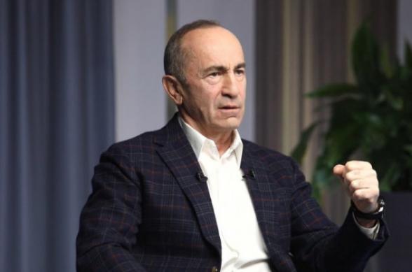 Ռոբերտ Քոչարյան.