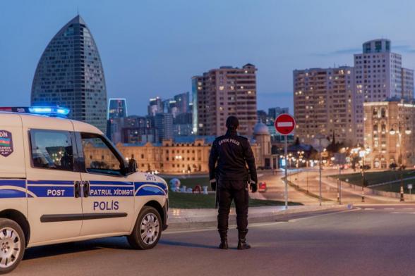 В Азербайджане до 1 сентября продлили особый карантинный режим