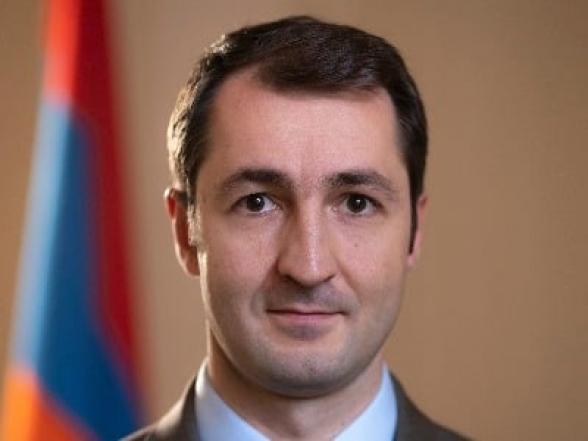 Լևոն Մազմանյանն ազատվել է վարչապետի խորհրդականի պաշտոնից