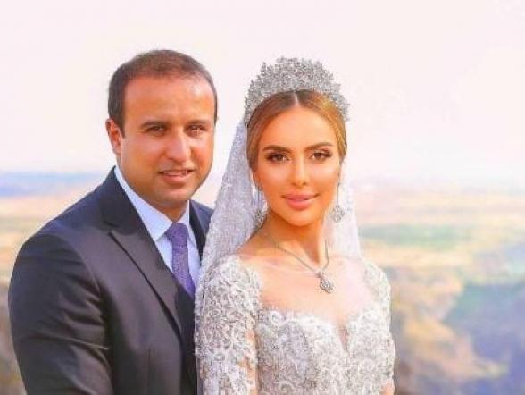 Համացանցում կադրեր են տարածվել Հայկ Սարգսյանի (Շիշ բռնող) շքեղ հարսանիքից
