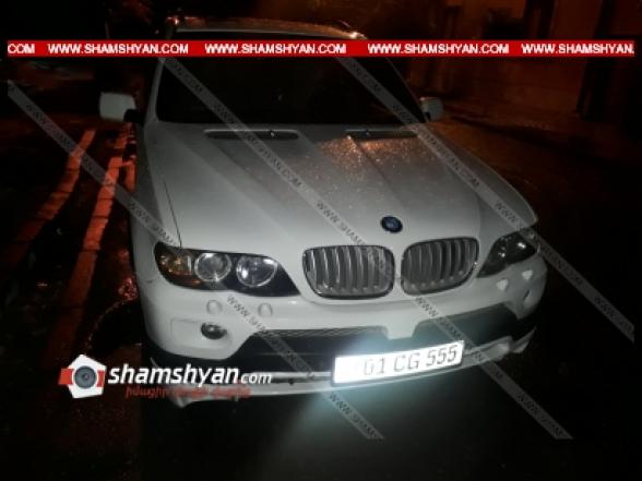 Արմավիրի մարզում 33-ամյա վարորդը BMW X-5-ով հայտնվել է ջրատար առվի մեջ. կա վիրավոր
