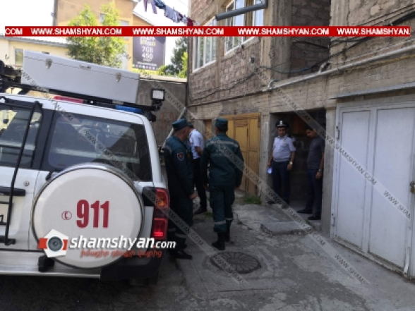 Գյումրիում բնակարաններից մեկում հայտնաբերել են 37-ամյա մոր և 9-ամյա որդու դիերը