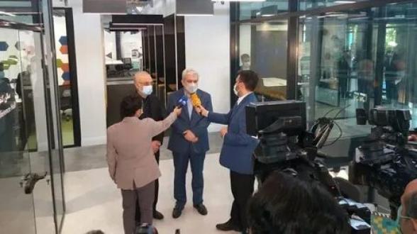 Иран открыл первый инновационный ядерный центр