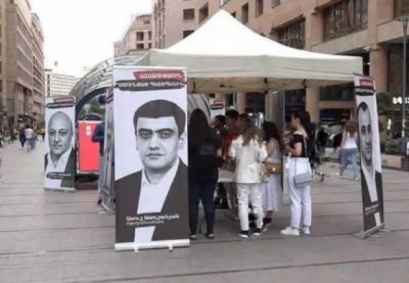 Преследования оппозиционных руководителей общин продолжаются – «Грапарак»