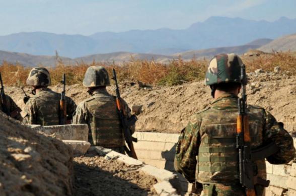 Минобороны Армении сообщает о троих погибших и двоих раненых армянских военнослужащих