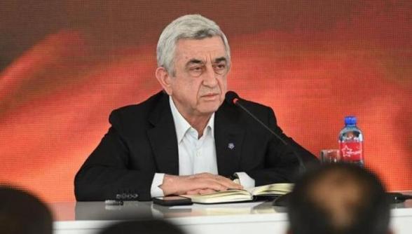 Недопустимо акцентирование Министерством ИД Армении словосочетания «территория Нагорного Карабаха» – Серж Саргсян