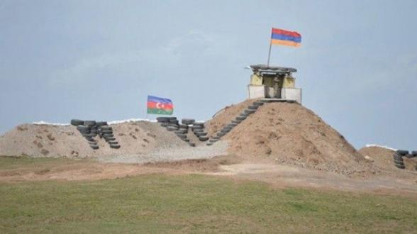 Ночью противник открыл огонь по армянским позициям в Гегаркунике – Минобороны РА