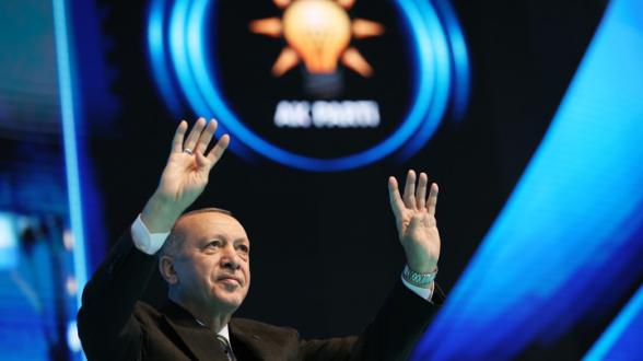 Эрдоган заявил, что Турция к 2023 году начнет добычу газа в Черном море