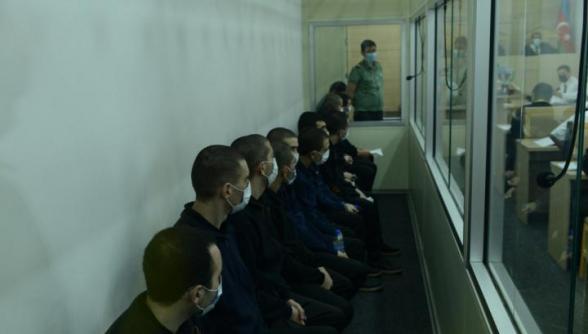 Բաքվում ևս 13 հայ գերիներ դատապարտվել են 6 տարվա ազատազրկման