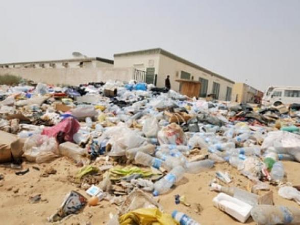 Одна из богатейших стран мира утонула в мусоре