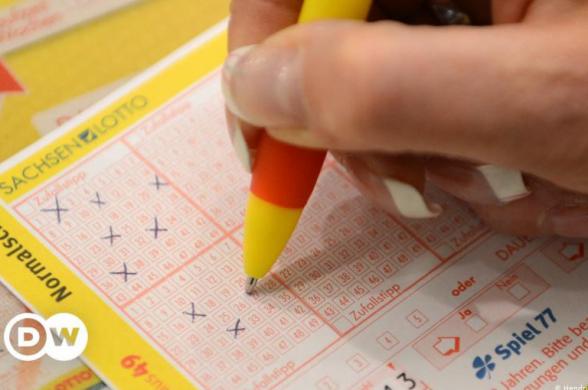 Немка выиграла в лотерею 33 миллиона евро и случайно узнала об этом