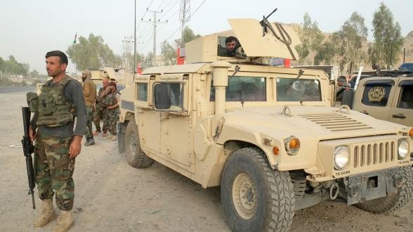 США начали эвакуацию работавших с американскими военными афганцев