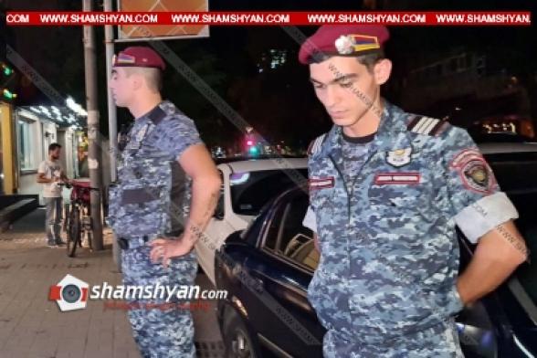 Երևանում վիճաբանությունն ավարտվել է կրակոցով․ 30-ամյա տղամարդը հրազենային վնասվածքով տեղափոխվել է հիվանդանոց