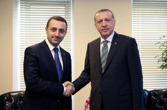 Էրդողանը կողմ է արտահայտվել Թուրքիա-Վրաստան-Ադրբեջան եռակողմ ձևաչափի գործունեության ակտիվացմանը` նախագահների մակարդակով