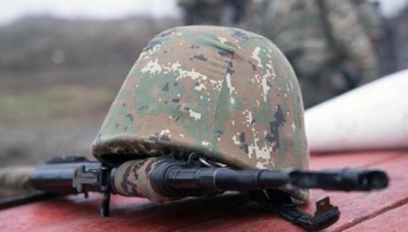 Армянский военнослужащий найден мертвым в Арцахе