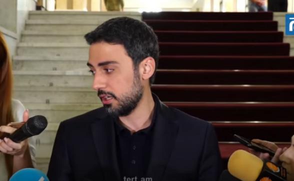 Ընդիիմադիրները ՍԴ-ում կվիճարկեն ու կչեղարկեն ԱԺ նախագահի ընտրությունները. Արամ Վարդևանյան (տեսանյութ)