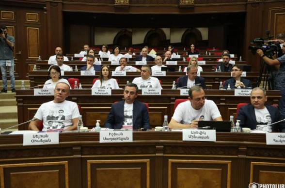 «Հայաստան»-ը և «Պատիվ ունեմ»-ը ՍԴ-ում վիճարկելու են ԱԺ նախագահի ընտրության գործընթացը