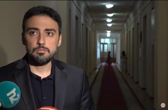 Арам Вардеванян: «Из 10 млн армян за вас, согласно ЦИК, проголосовали 650 тысяч: считаете, что можете говорить от имени народа?» (видео)